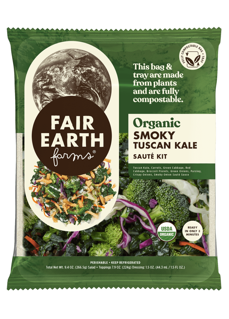 Smoky Tuscan Kale
